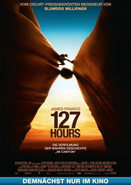 127 Hours - Hauptplakat