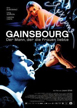 Gainsbourg - Der Mann, der die Frauen liebte