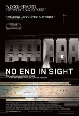 No end in Sight - US Poster