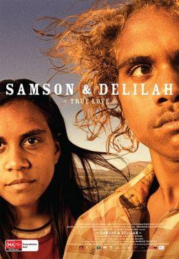 Samson and Delilah Filmplakat