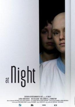 Om natten - Poster
