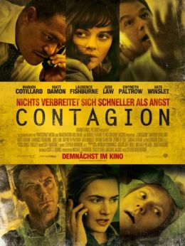 Plakat - Contagion