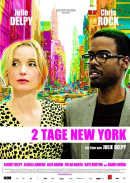 Poster - 2 Tage in New York