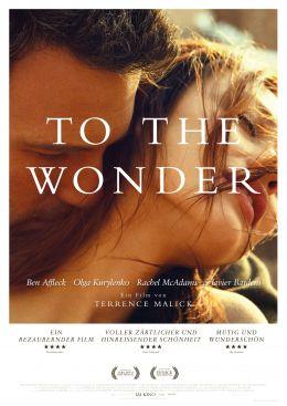 To The Wonder - Plakat