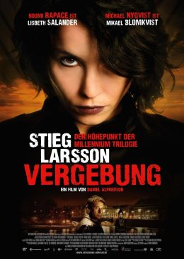 Vergebung (The Girl who kicked the Hornet's Nest)