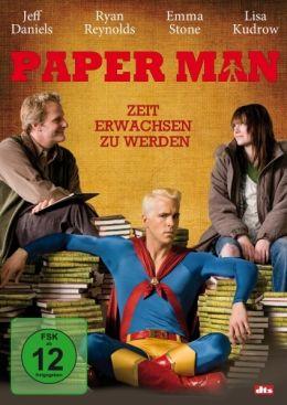 Paper Man