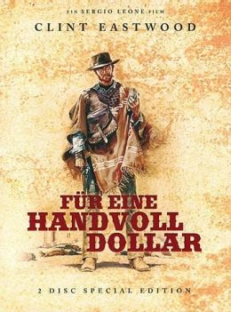 Für eine Handvoll Dollar (DVD Cover)