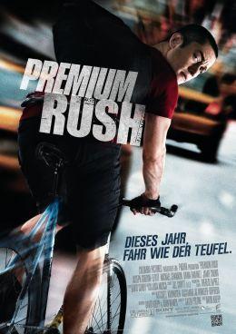 Premium Rush - Hauptplakat