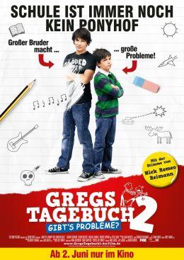 Gregs Tagebuch 2: Gibt's Probleme? - Hauptplakat