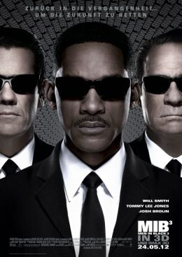 Men In Black 3 - Hauptplakat