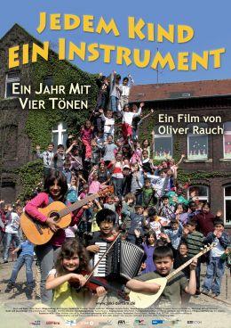 Jedem Kind ein Instrument - Ein Jahr mit vier Tönen