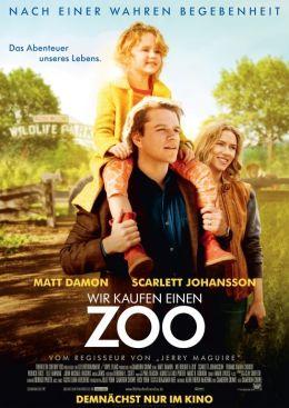 Wir kaufen einen Zoo - Hauptplakat