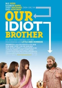 Our Idiot Brother - Poster