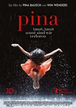 Pina - Tanzt sonst sind wir verloren - 3D