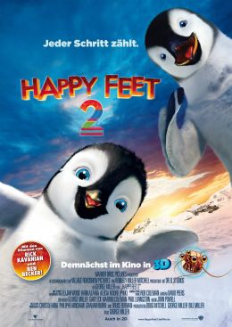 Happy Feet 2 - Hauptplakat
