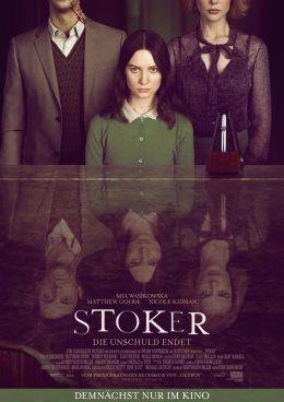 Stoker - Hauptplakat