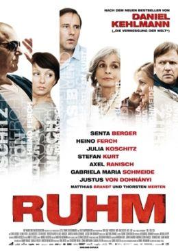 Plakat - Ruhm