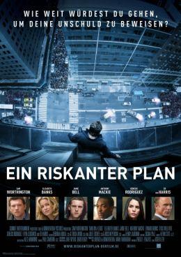 Ein riskanter Plan - Hauptplakat