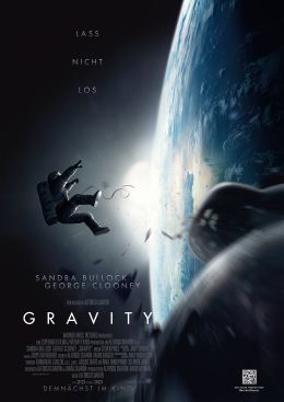 Gravity - Teaserplakat