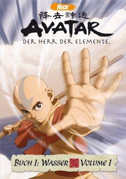 Avatar - Der Herr der Elemente/Buch 1: Wasser