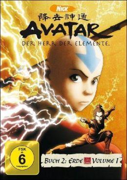 Avatar - Der Herr der Elemente/ Buch 2: Erde Vol. 1