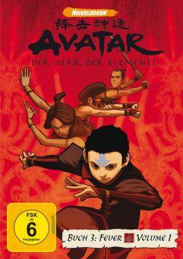 Avatar - Der Herr der Elemente/ Buch 3: Feuer - Vol. 1