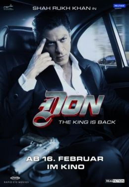 Don - The king is back - Poster