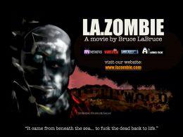 LA Zombie - Fran ois Sagat