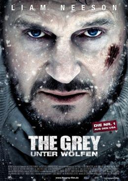 The Grey - Unter Wölfen - Hauptplakat