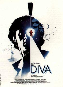 Diva - Plakat