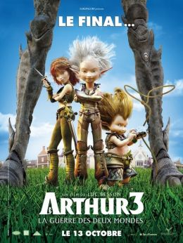 Arthur and the Minimoys 3