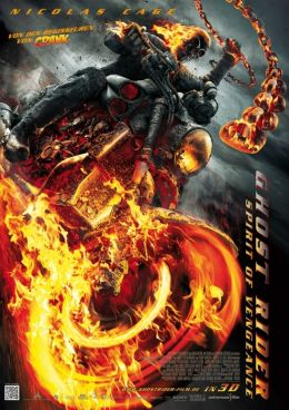 Ghost Rider 2: Spirit of Vengeance - Hauptplakat