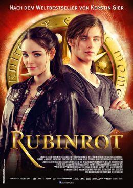 Rubinrot - Hauptplakat