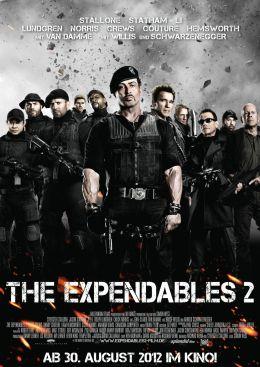 The Expendables 2 - Hauptplakat