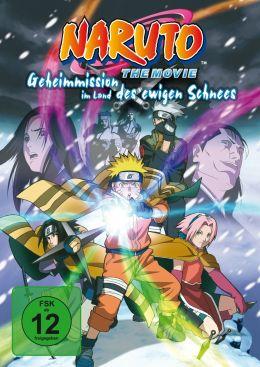 Naruto - The Movie - Geheimmission im Land des ewigen...Cover