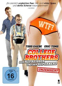 College Brothers - Der Aufreisser und der Supernerd