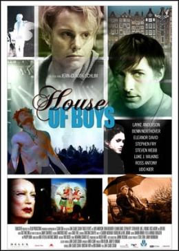 House of Boys - Plakat