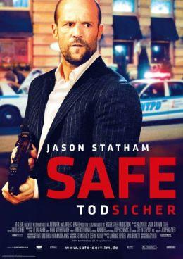 Safe - Todsicher - Hauptplakat