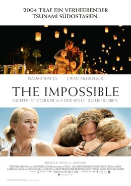 The Impossible - Hauptplakat