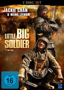Little Big Soldier - DVD-Cover