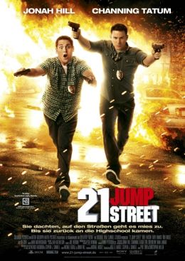 21 Jump Street - Hauptplakat