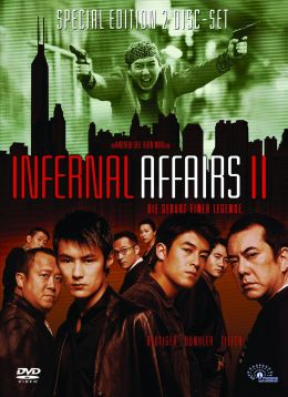 Infernal Affairs - Abstieg in die achte Hölle