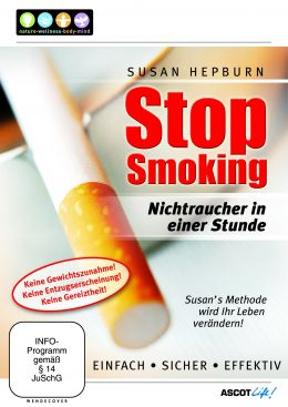 Stop Smoking - Nichtraucher in einer Stunde
