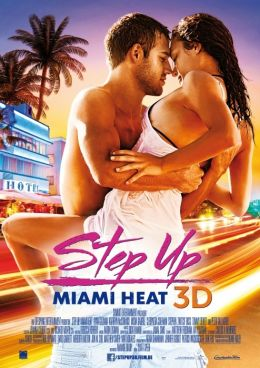 Step Up 4 - Miami Heat - Hauptplakat