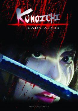 Kunoichi - Lady Ninja