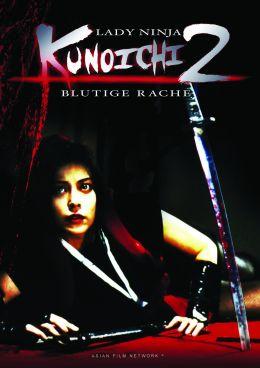 Kunoichi 2 - Blutige Rache