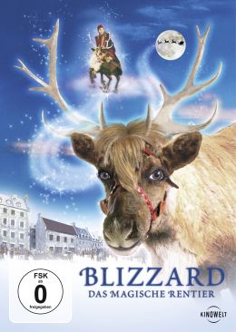 Blizzard- das magische Rentier
