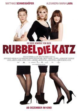 Rubbeldiekatz - Plakat