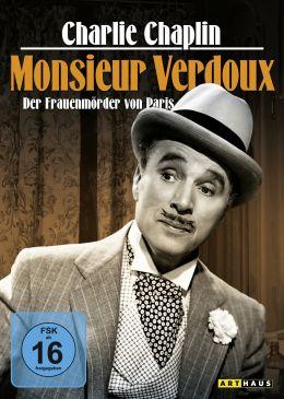 Charlie Chaplin - Monsieur Verdoux - Der Frauenmörder...Paris
