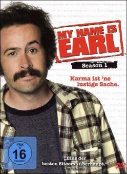 My Name is Earl - Season 1 - Serienbox-Cover